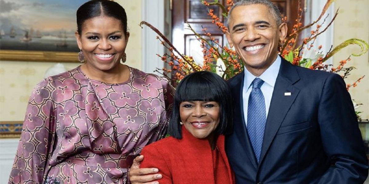 Barack Obama Cicely Tyson