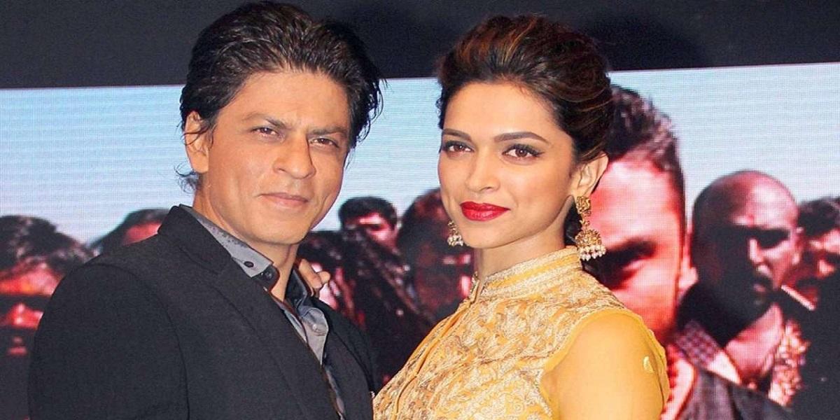 Shah Rukh Khan Deepika Padukone Pathan