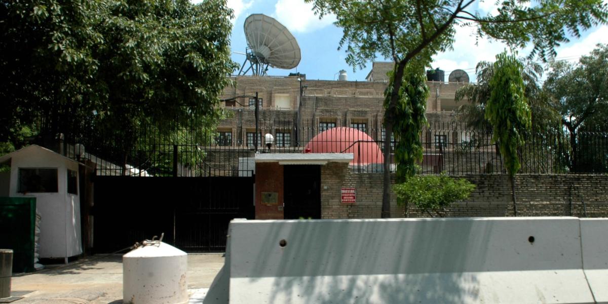 Blast israel embassy