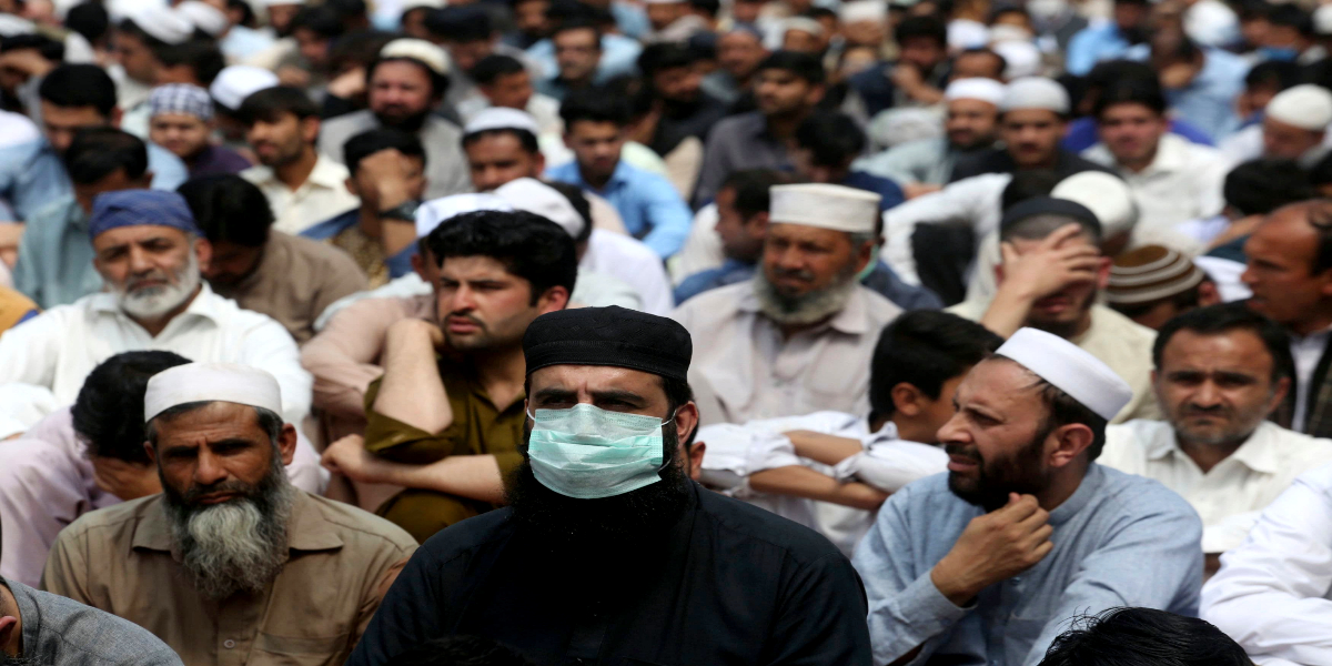 Pakistan COVID-19: Cases Once Again Exceeds 1000 Mark
