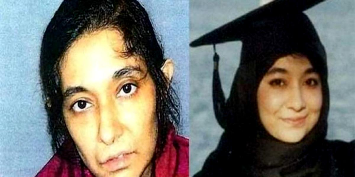 Dr Aafia