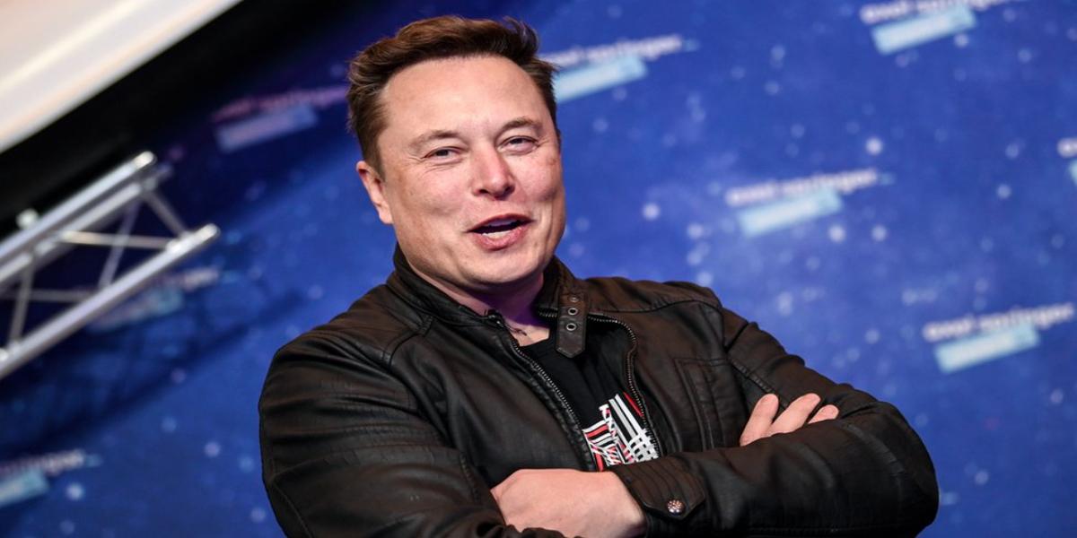 Elon Musk world's richest man