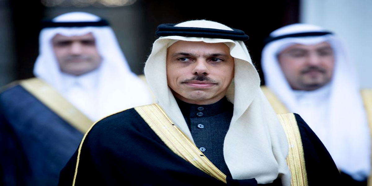 Saudi FM Describes Resumption Of Ties With Israel As Of Tremendous Benefit