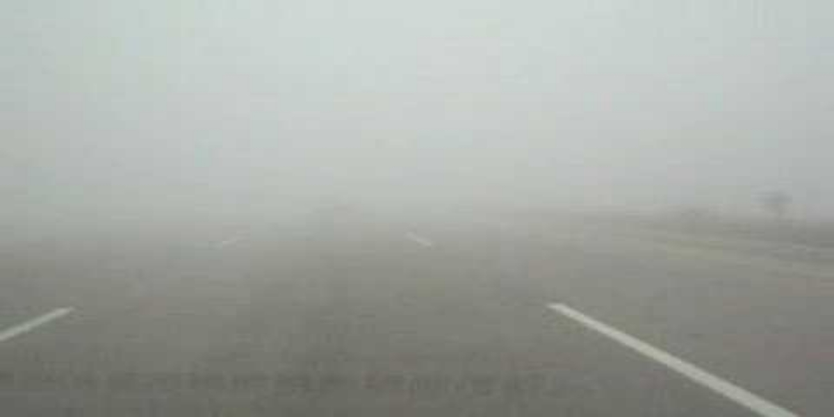 Karachi Fog
