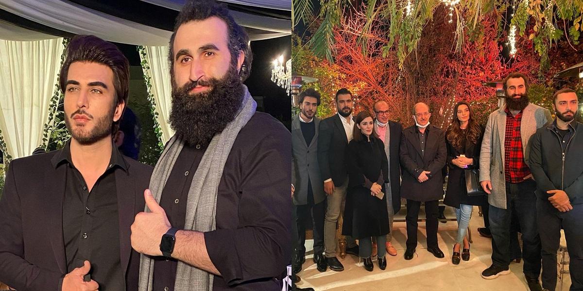 Humayun Saeed Adnan Siddiqui Reema khan Celal Al
