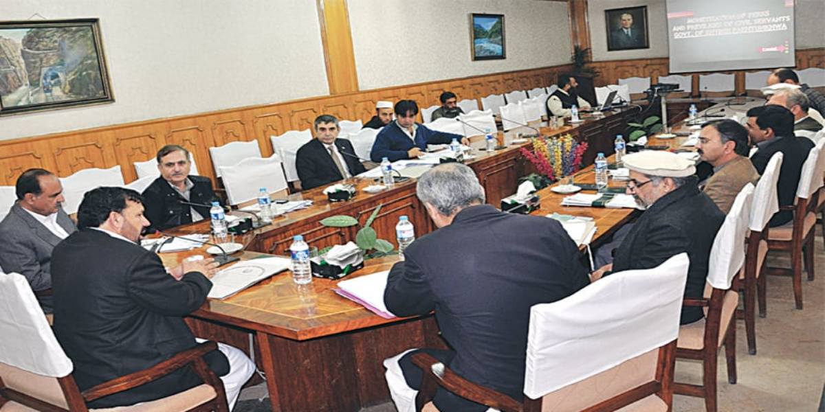 Punjab Revenue Authority meeting held at Lahore with Finance Minister in the chair