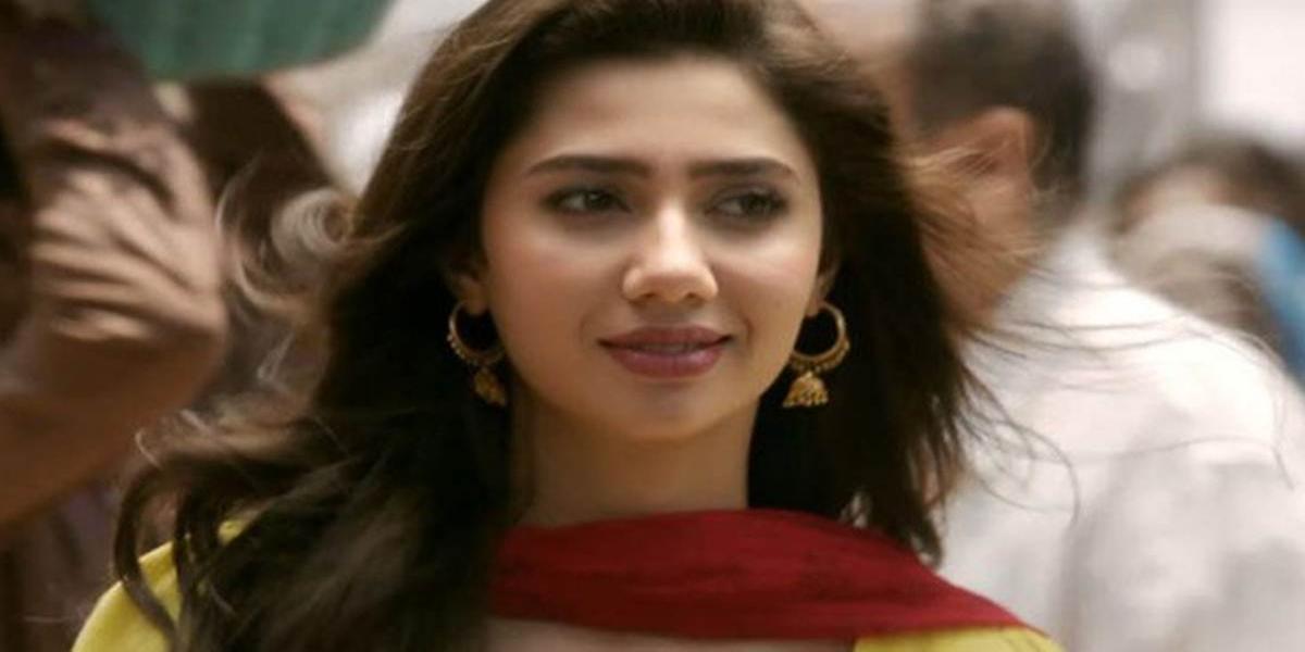 Superstar Mahira Khan