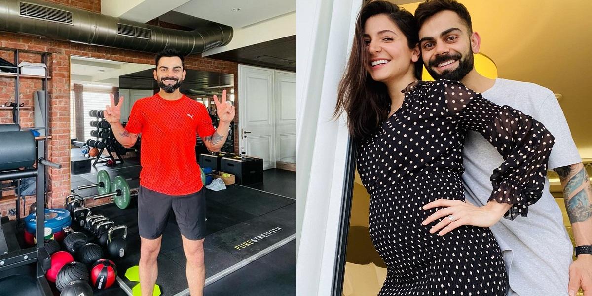 Anushka Sharma Virat Kohli pregnancy twins