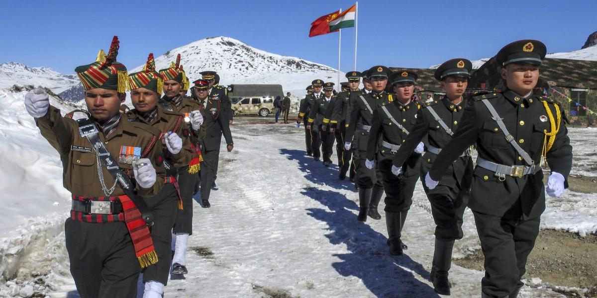 Sikkim border clash