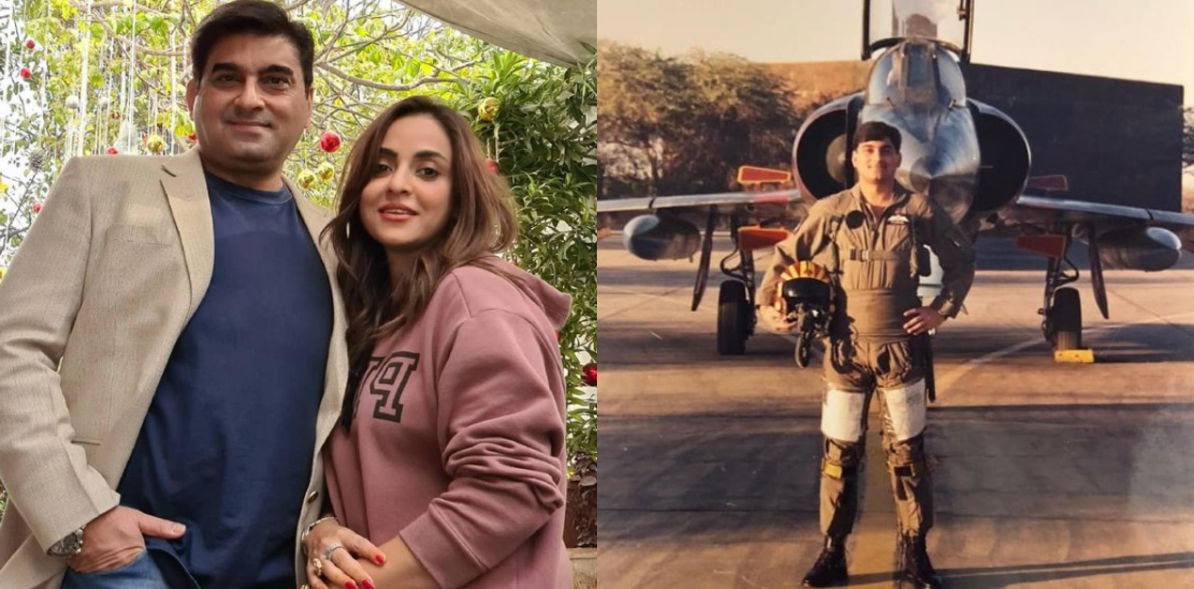 Nadia Khan husband marriage