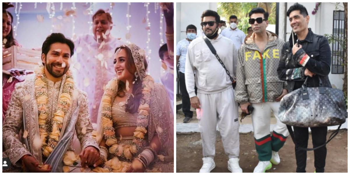 Karan Johar & Manish Malhotra
