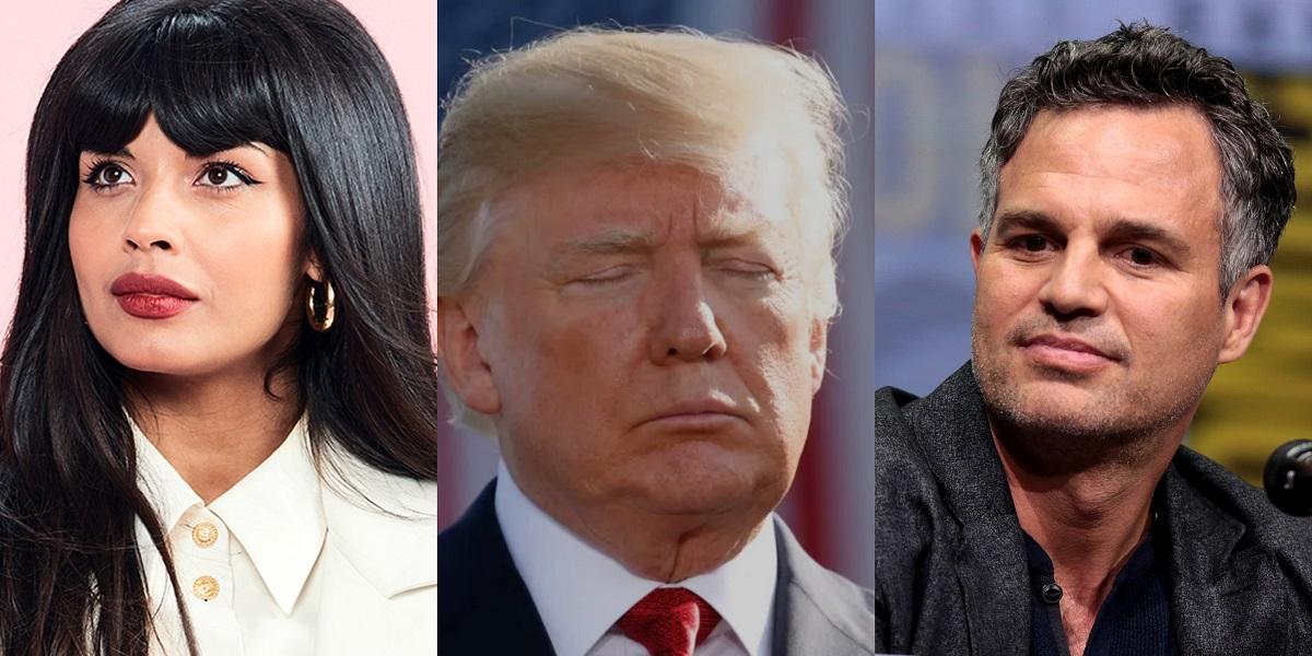 Celebrities Twitter Donald Trump