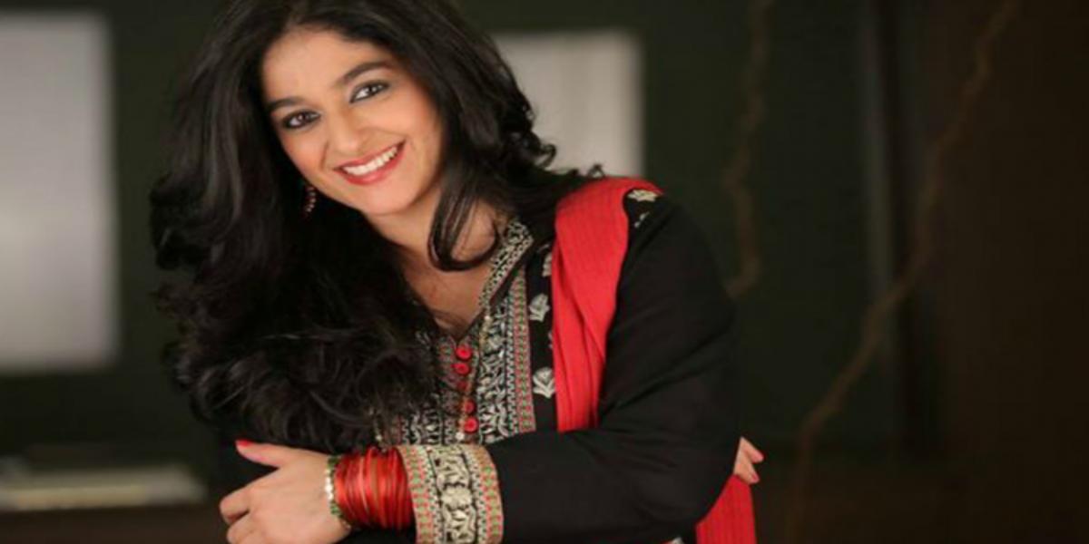 Nadia Jamil's video