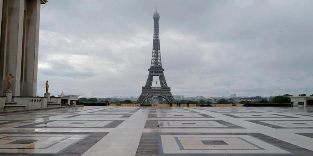 France lockdown increased
