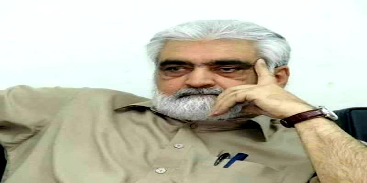 Veteran Politician Hafiz Salman Butt dies at 65