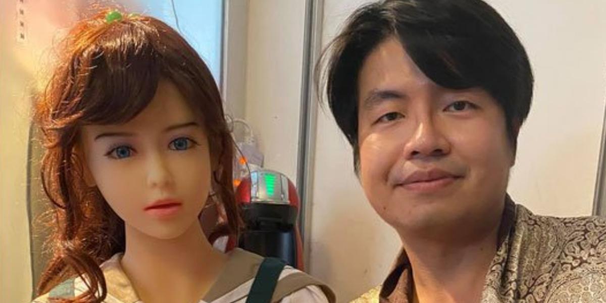 Human Sized Doll Girlfriend