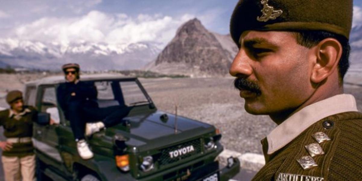 Imran Khan Indus Journey