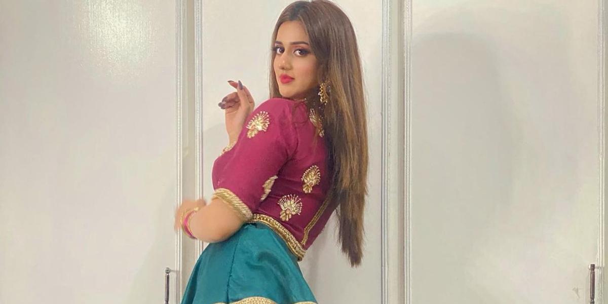 Jannat Mirza new photos
