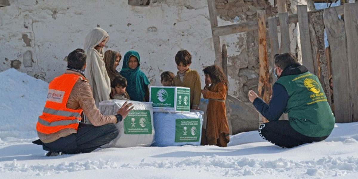 King Salman Relief Pakistan Completes Distribution Of Winter Relief Items