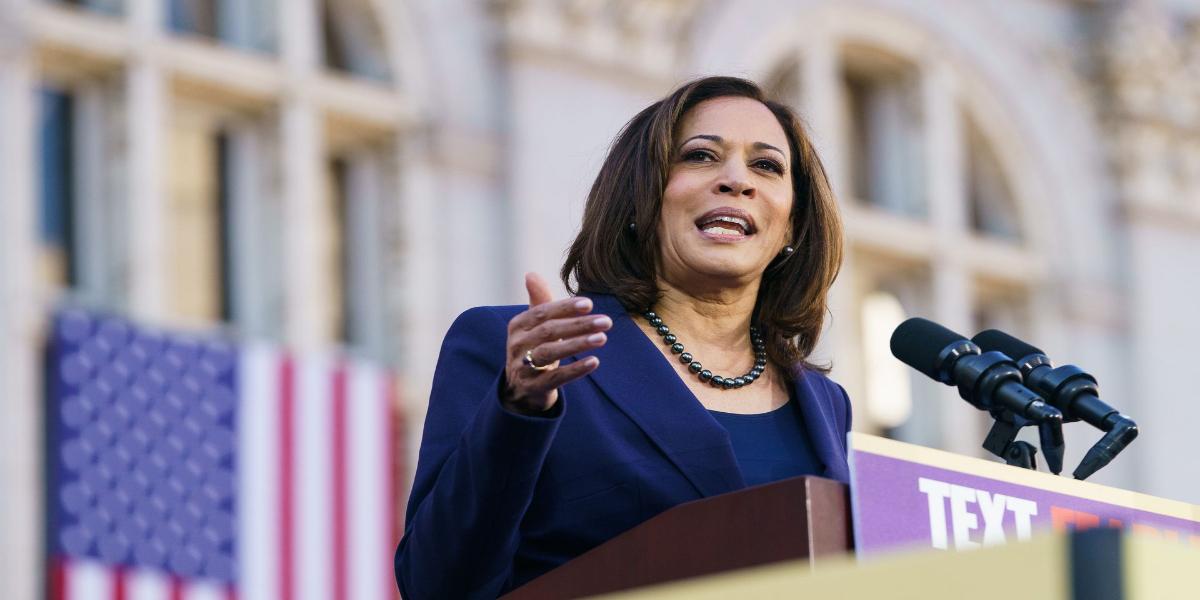 Kamala Harris resigns from Senate seat