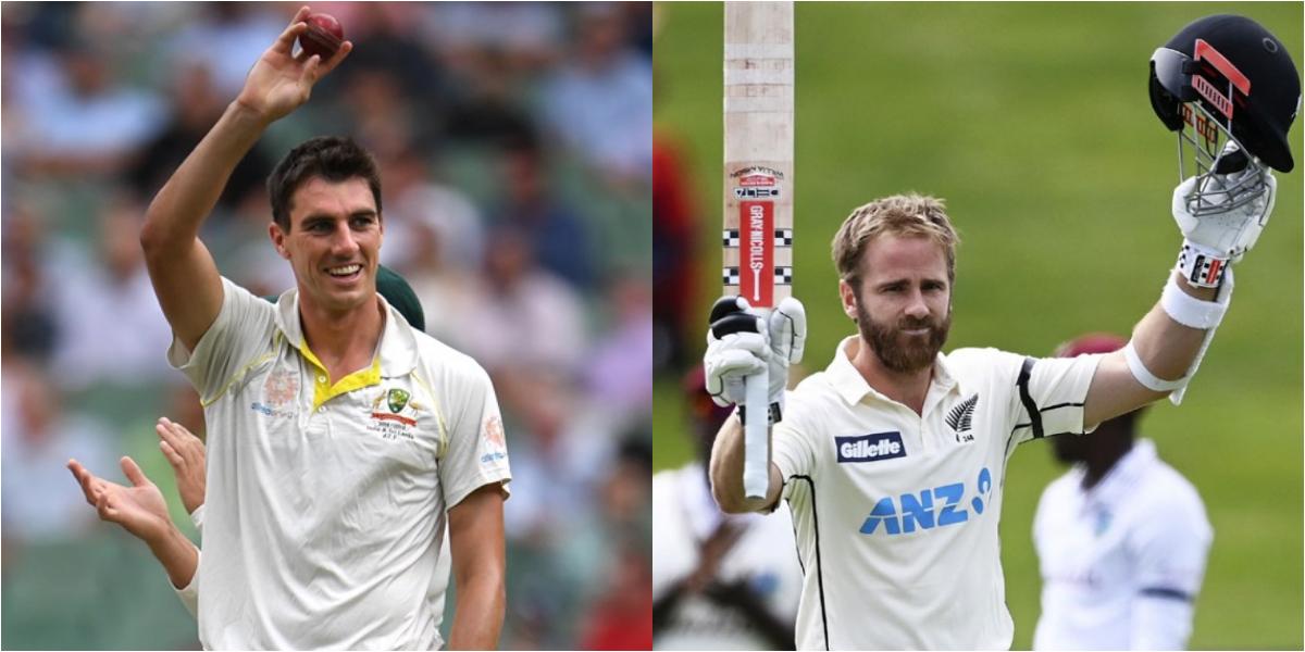 Kane Williamson, Pat Cummins at top spot in ICC Test Rankings