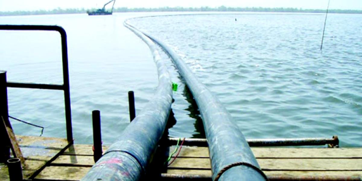 Karachi water supply