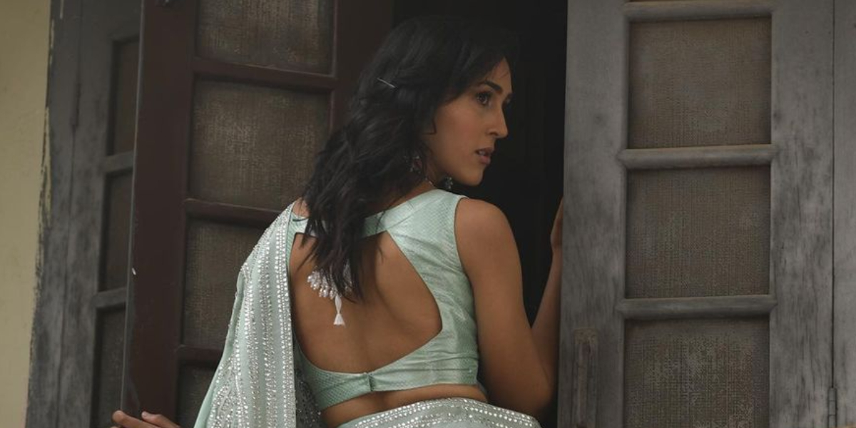Mira Sethi Saree