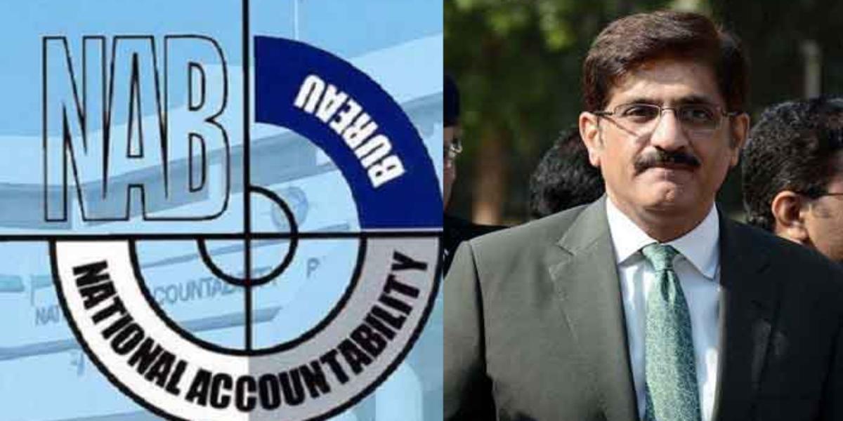 Murad Ali Shah NAB corruption