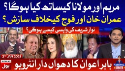 Babar Awan Latest Interview with Jameel Farooqui Complete Episode   2nd January 2021