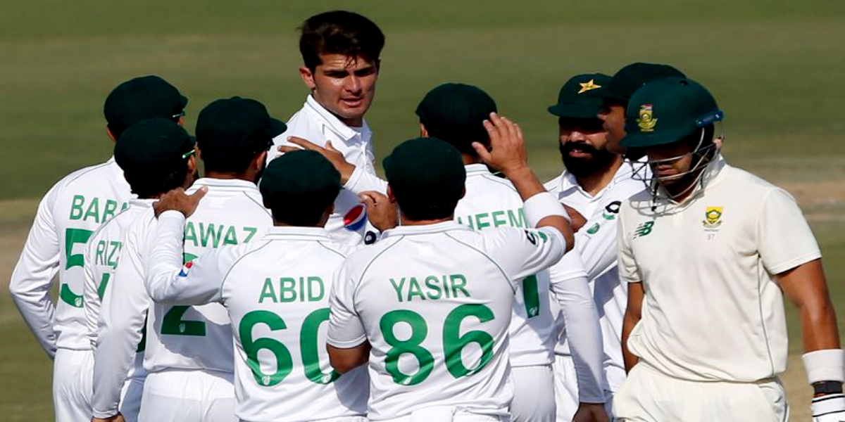 Pakistan and South Africa