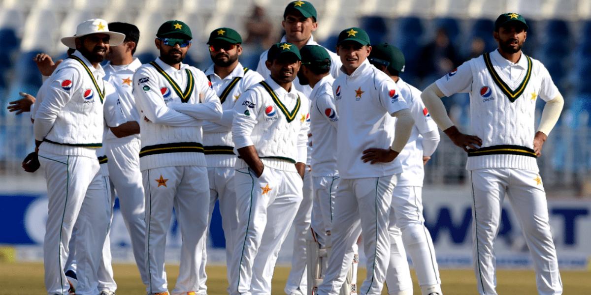 Pakistan test