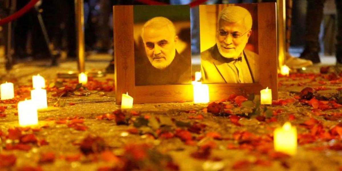 Qassem Soleimani killing anniversary