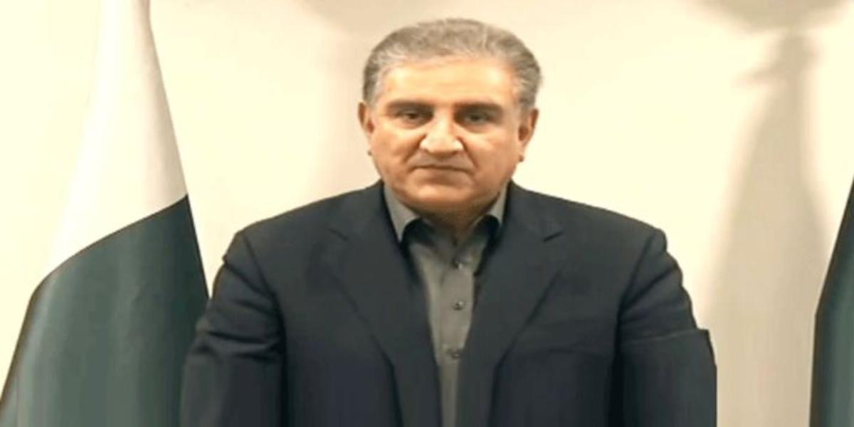 FM Qureshi COVID vaccine