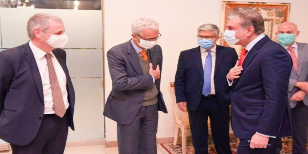 Pakistan EU bilateral ties