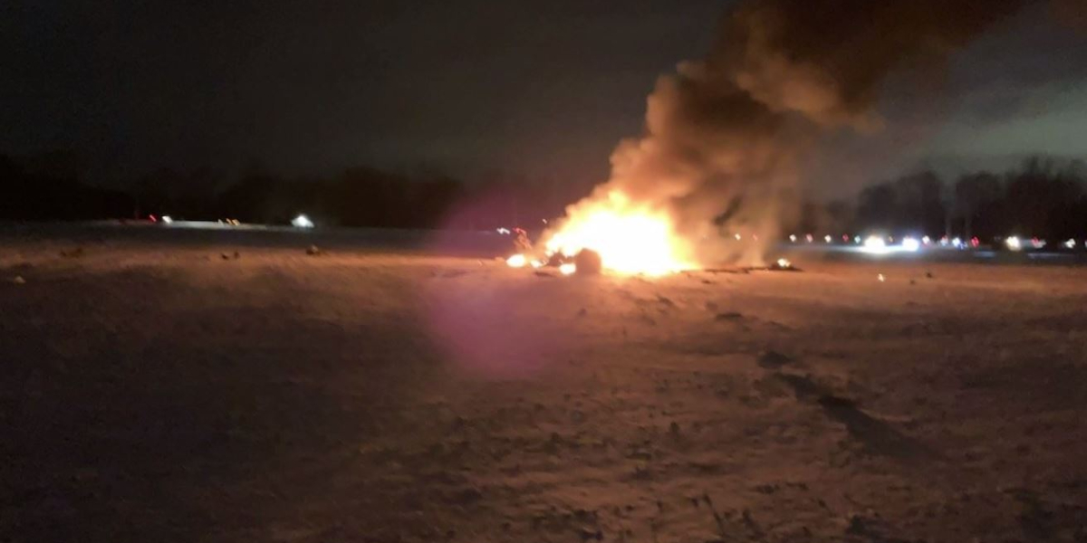 Rochester Helicopter Crash