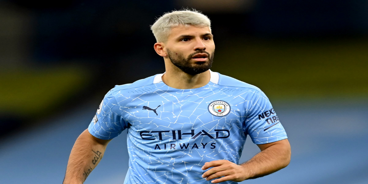 Barcelona confirm 'Sergio Aguero' signing from 'Manchester City'