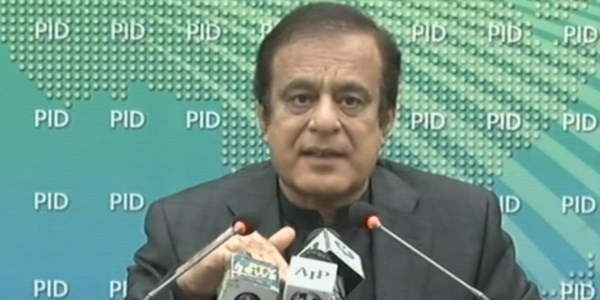 Shibli Faraz media talk