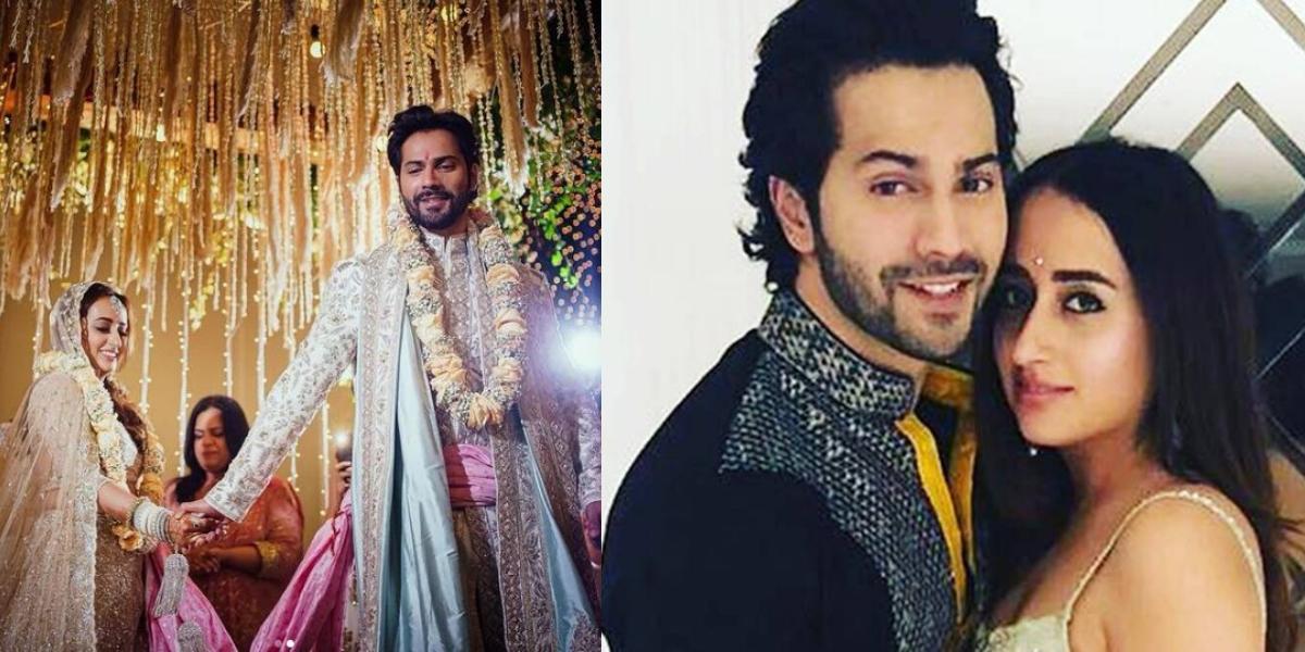 Varun Natasha wedding