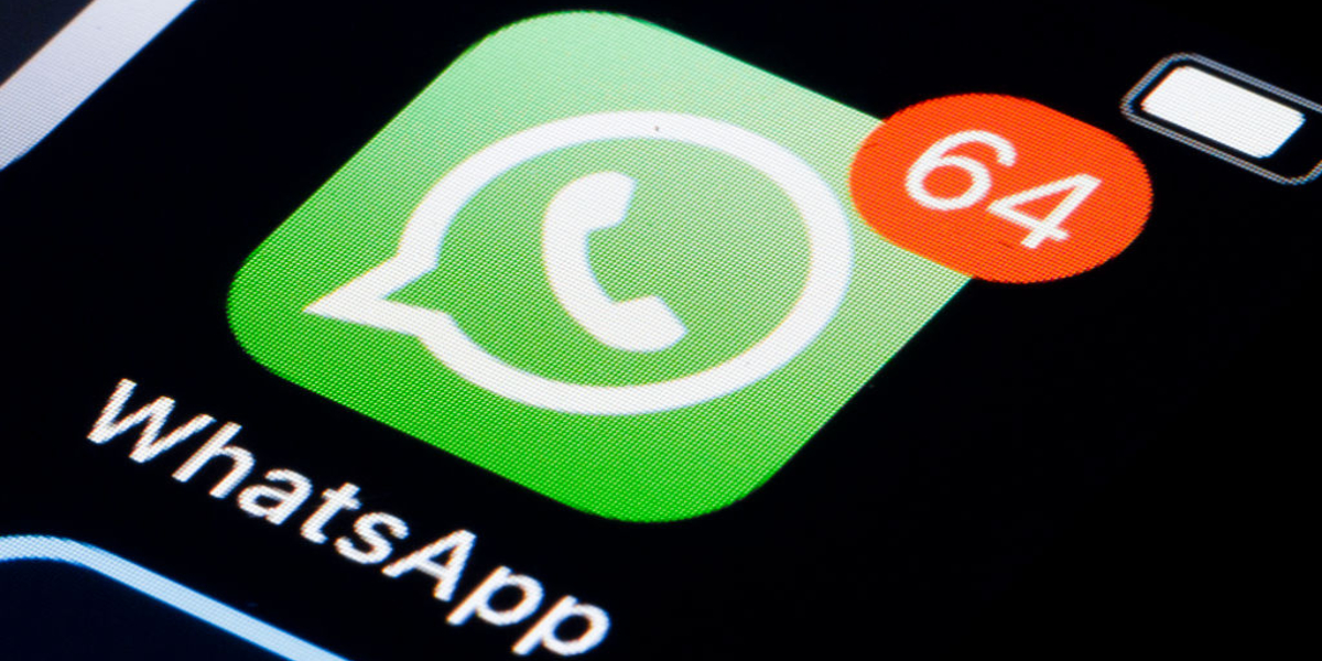 WhatsApp account handling
