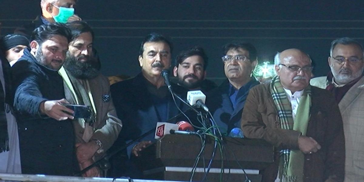 PDM Bahawalpur Yousuf Raza Gillani