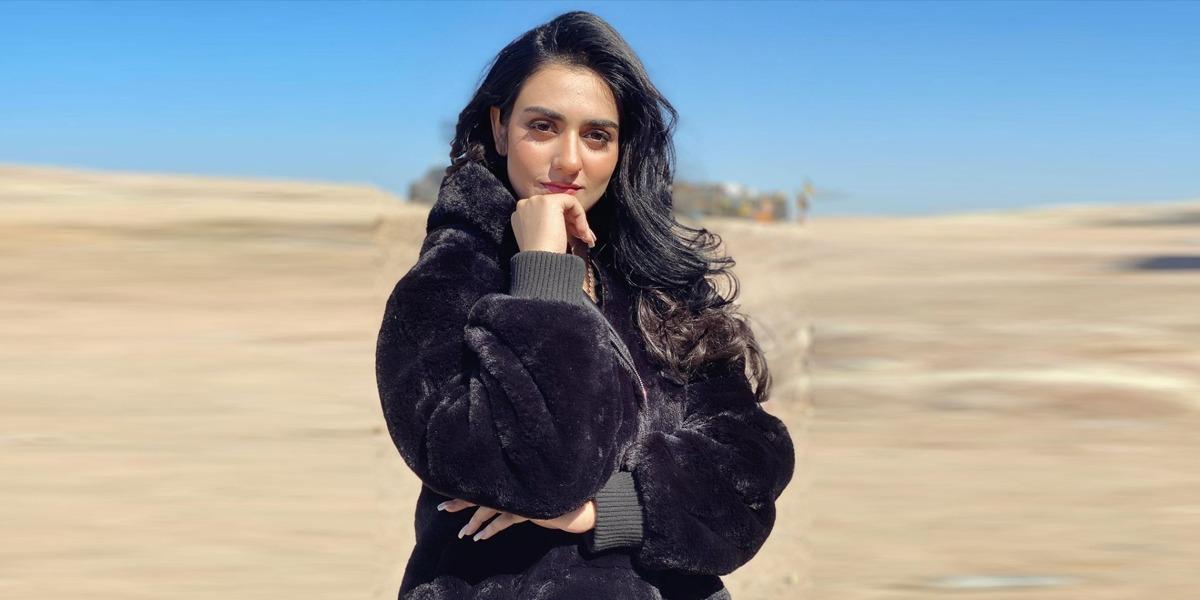 Sarah Khan bridal makeup