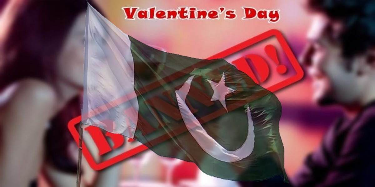 Valentine's Day banned in Pakistan