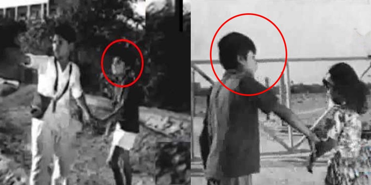 Asif Zardari baby picture