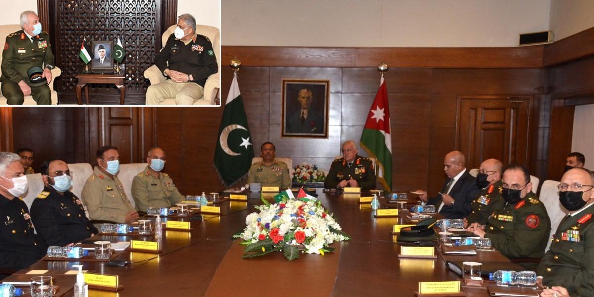 Pakistan Jordan Armed Forces