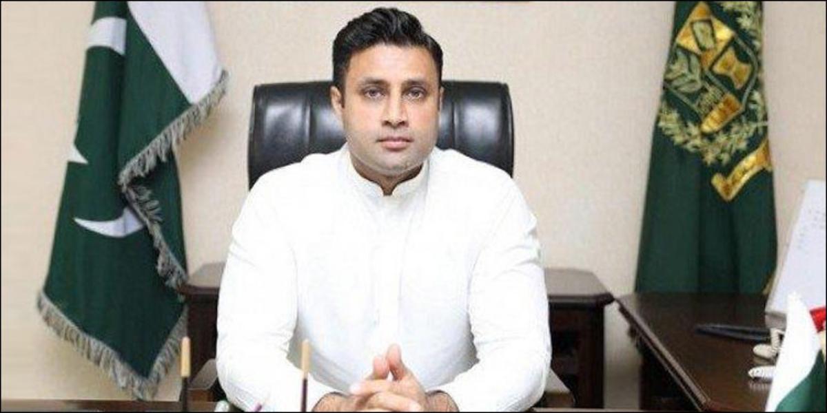 Zulfi Bukhari resigned