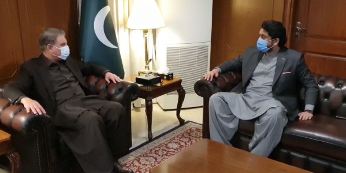 Pulwama Drama Has Exposed India At All Levels: FM Qureshi