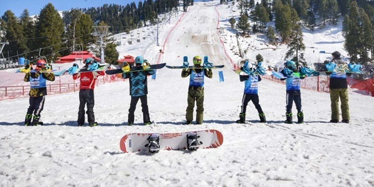 Malam Jabba: Swiss Player Wins Giant Slalom Event