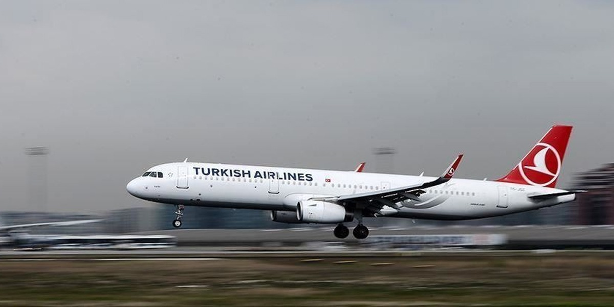 Turkish Airlines Suspends Flights To And From Israel