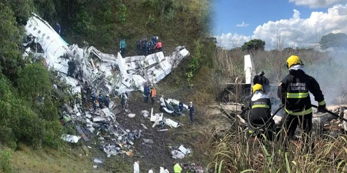 Brazil: President Of Football Club, Players killed In Plane Crash