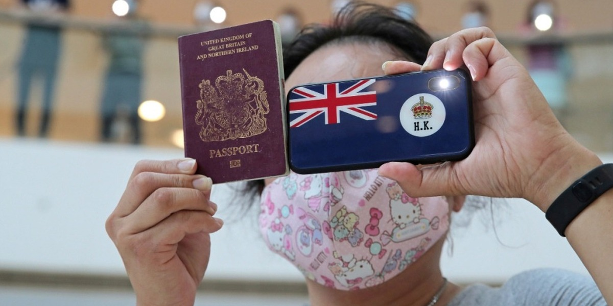 British Passports Of Hong Kong Citizens Will Not Be Recognized: China